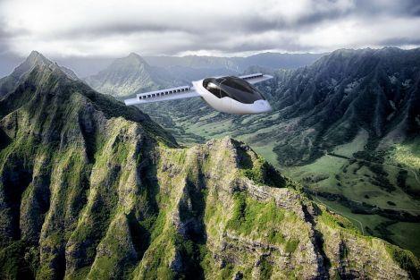 Lilium mountain flight