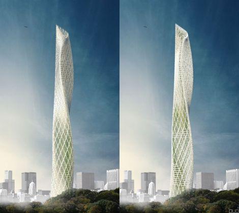 Taiwan Wind Tower DUO 01
