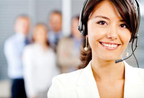 Telecom scorporo call center
