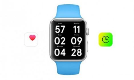 life clock app apple watch