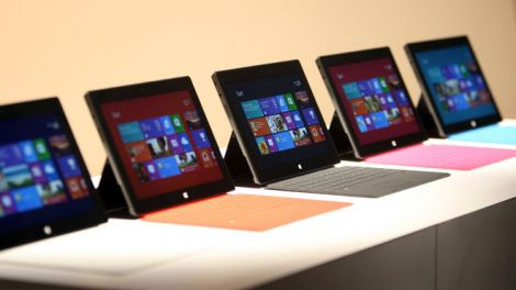 Surface, il tablet di casa Microsoft