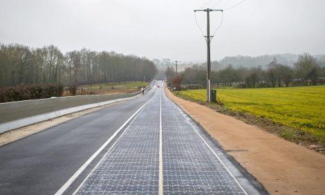 strada solare normandia