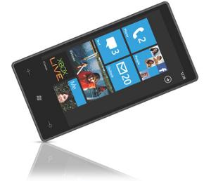 Windows Phone 7 bricked smartphone Samsung Omina 7