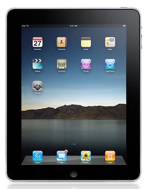Apple iPad clone cinese Lin Shenzen