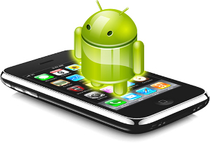 Android iPhone iOS BlackBerry RIM