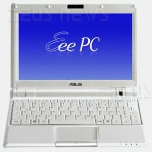 L'Eee Pc 901 monterà processori Intel Atom
