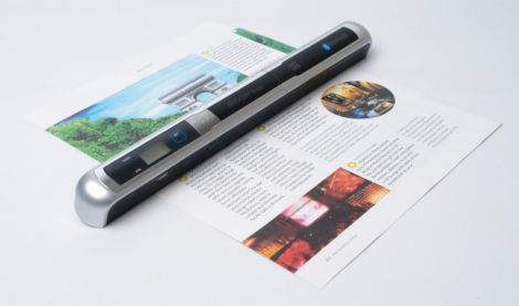 IRISCan Executive Book 3 a scanner that will not s