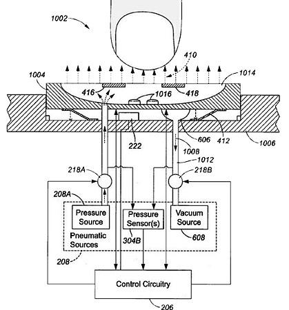 Apple brevetto tastiera