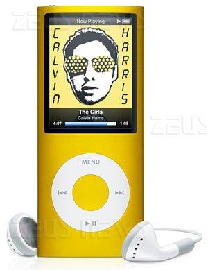 Apple iPod Nano 4G 8 Gbyte