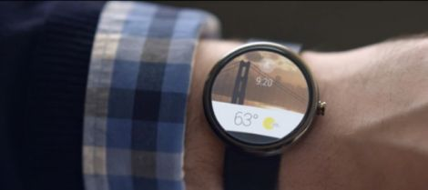 google android wear moto 360