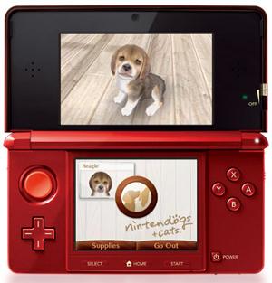 Nintendo 3DS Europa 25 marzo