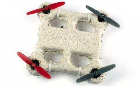 drone biodegradabile