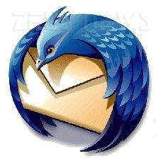 Il logo di Thunderbird