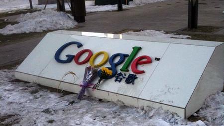 Google Cina blocca Gmail