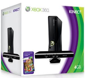 Microsoft Kinect Xbox 360 149 dollari euro