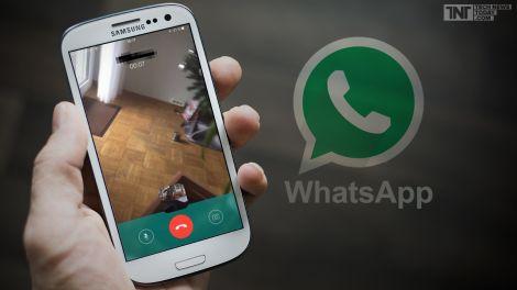 whatsapp videochiamata