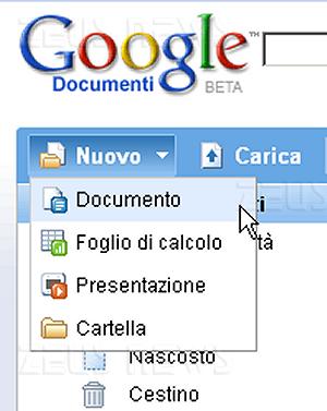 Google Docs visualizza anche i Pdf