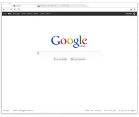 google chrome 17