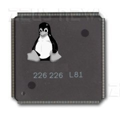 Chip targato linux