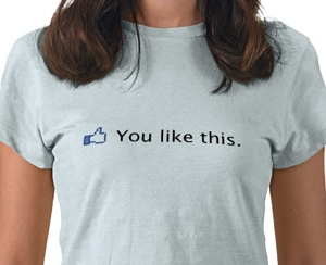 Facebook pulsante Mi Piace Condividi Like Share