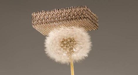 nanomateriale ultraleggero