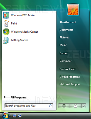 Windows 7 screenshot video
