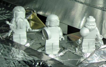 NASA Juno Giove Giunone Galileo LEGO