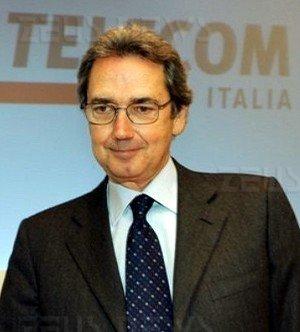 Bernabé Telecom Italia tre miliardi banda larga