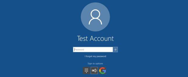 google account login windows