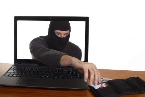 ladro portafoglio malware