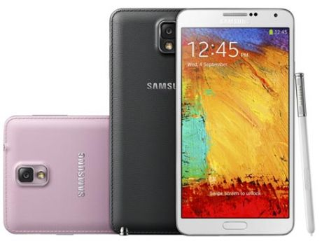 samsung galaxy note3 official