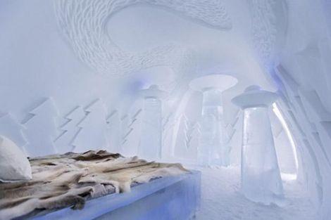 ice hotel impianto antincendio