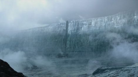 muro di ghiaccio fukushima
