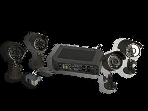 Atlantis NetCamera System Ethernet 2 Kit