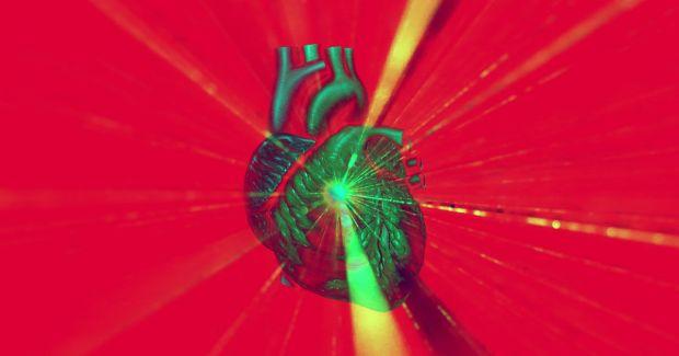 laser pentagono jetson battito cardiaco