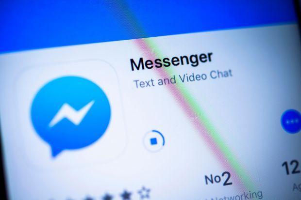 facebook messenger ascolto conversazioni