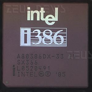 30 anni di x86, dai desktop ai supercomputer