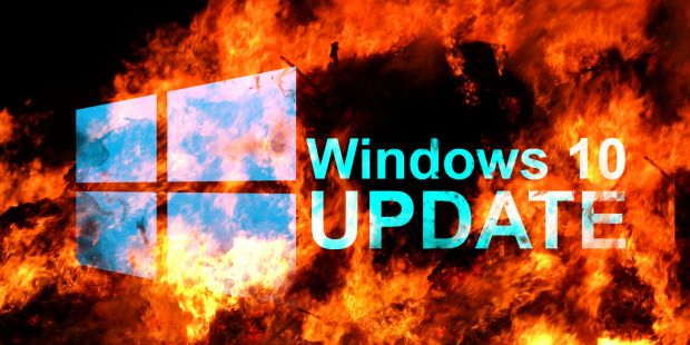 windows 10 update file cancellati