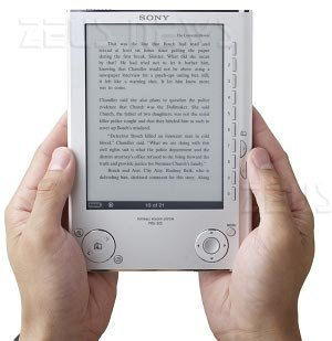 Sony Google 500.000 libri Amazon Kindle Corriere