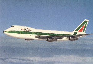 Alitalia Paypal
