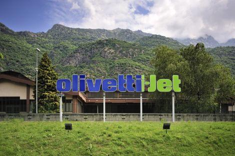 Olivetti I Jet