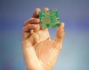 Intel Moorestown Atom smartphone tablet