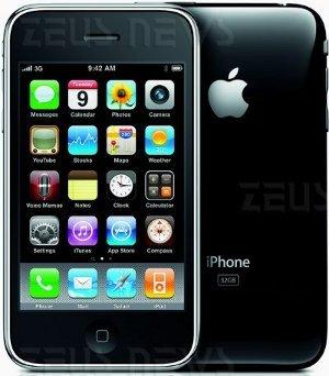 Apple iPhone 3G S prezzi ufficiali 719 euro