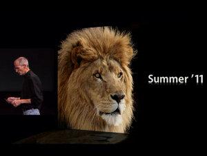 Apple Mac OS X 10.7 Lion LaunchPad App Store
