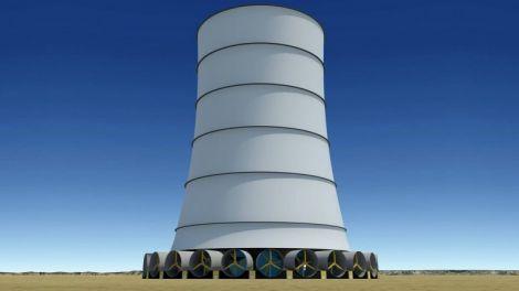 downdraft tower 1