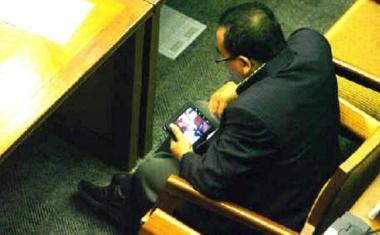 Arifinto video porno parlamento indonesia