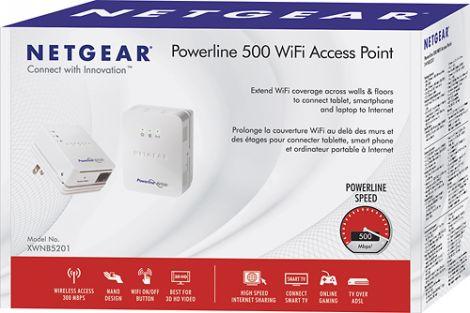 netgear powerline wifi