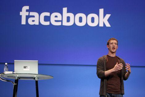 zuckerberg facebook borsa
