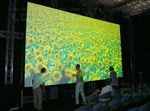 Il display 16 volte più dettagliato di un 1080p