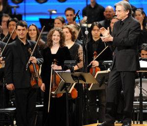 Orchestra sinfonica di YouTube 2011 5 italiani